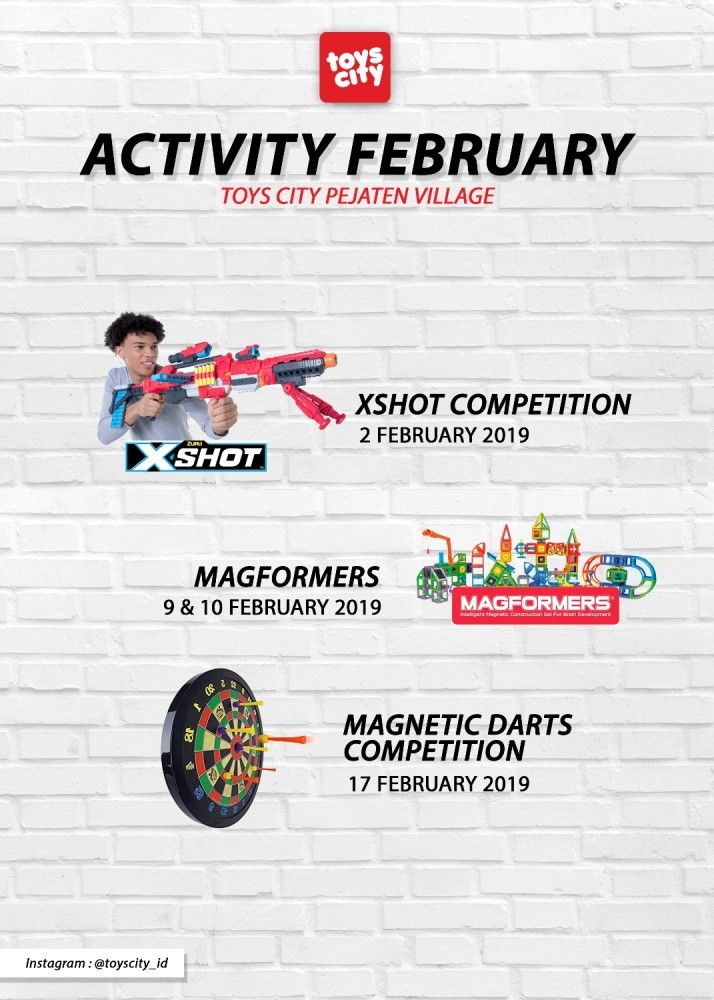ToysCity Pejaten Village – February 2019