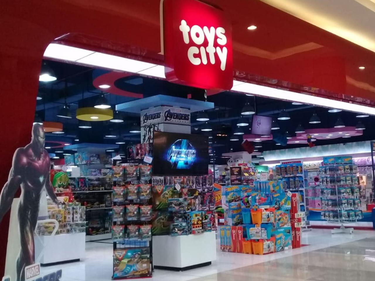 ToysCity Pejaten