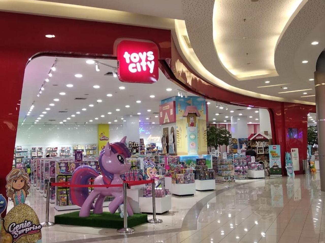 ToysCity Summarecon Mall Bekasi