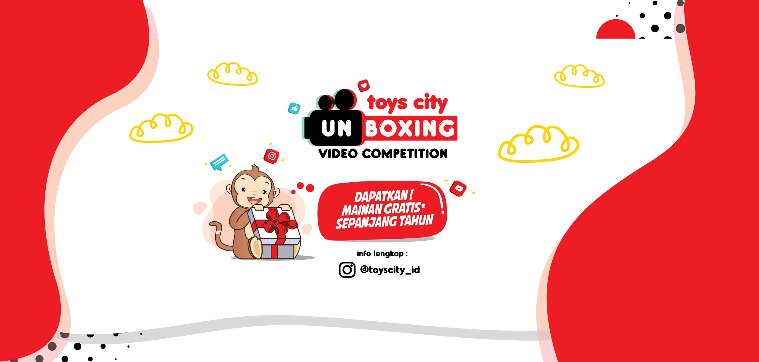 Toyscity Unboxing Video Competition