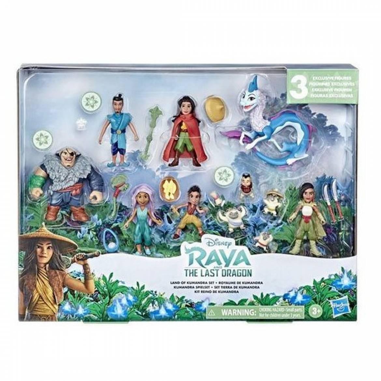 Disney Raya And The Last Dragon Land Of Kumandra Set Original