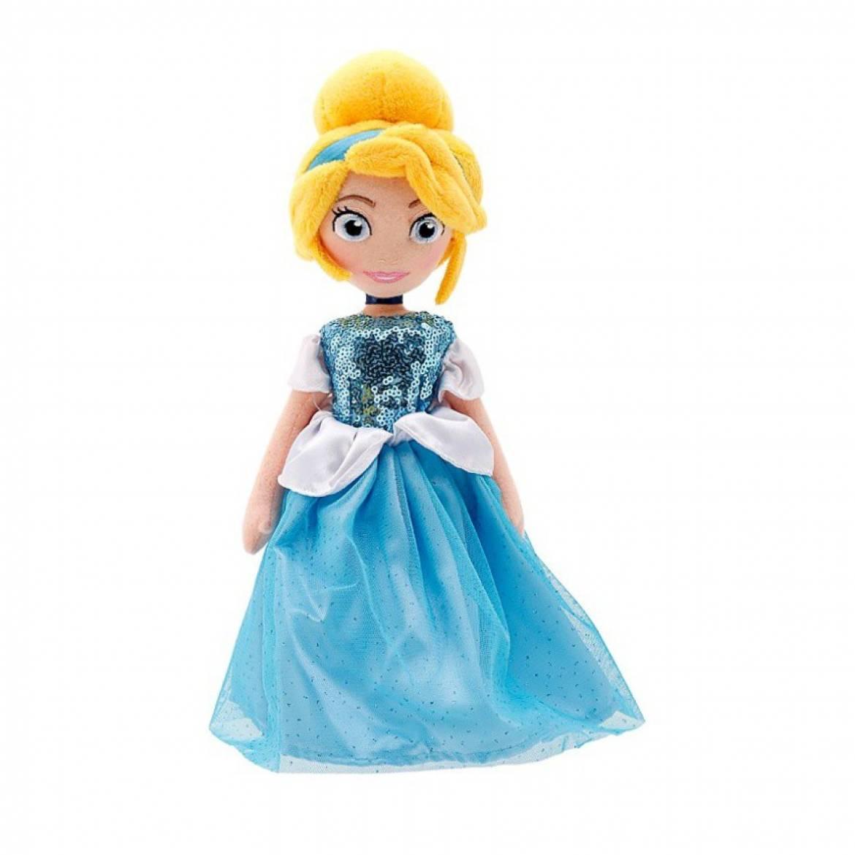 Disney Cinderella Plush 12 inch Mainan Boneka Karakter Original