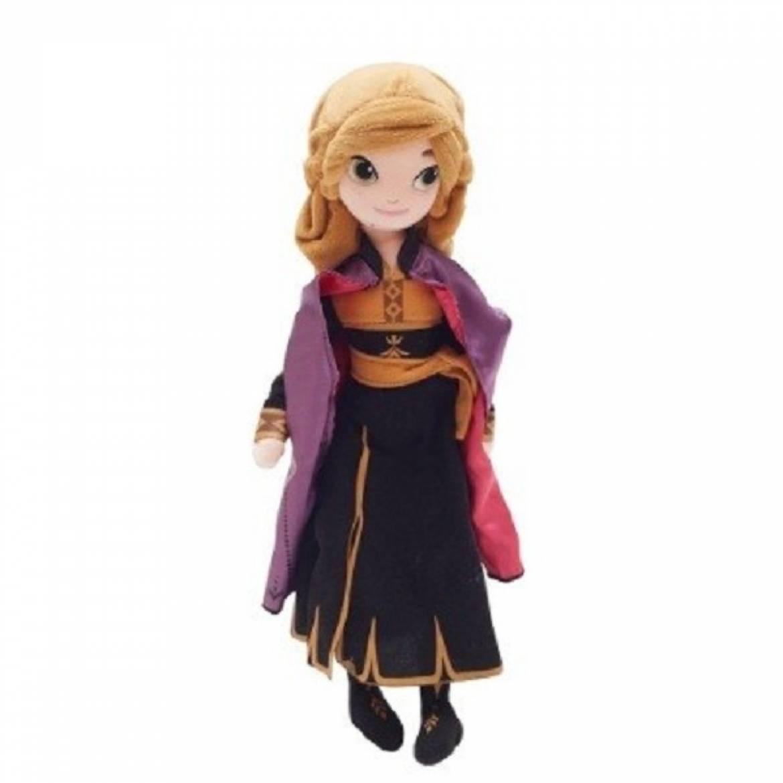 Disney Frozen II Plush Anna 15 Inch Boneka Karakter Original