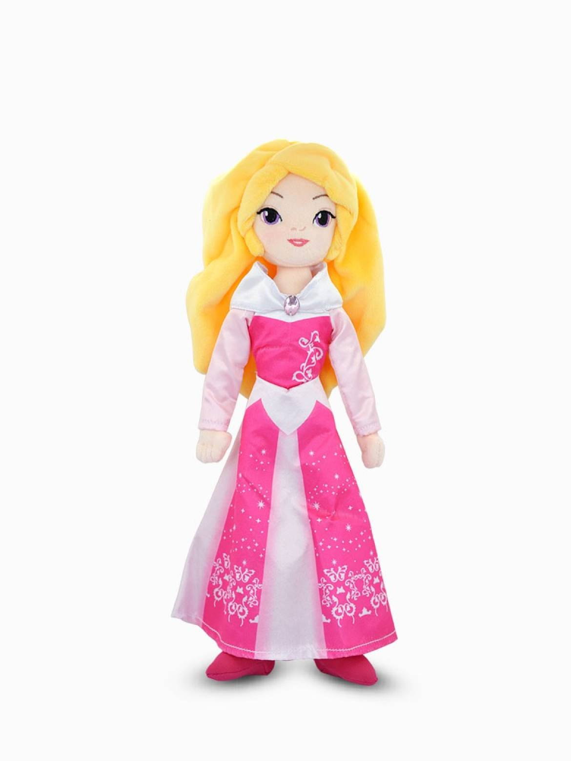 Disney Plush Princess Aurora 16 inch Boneka Karakter Original