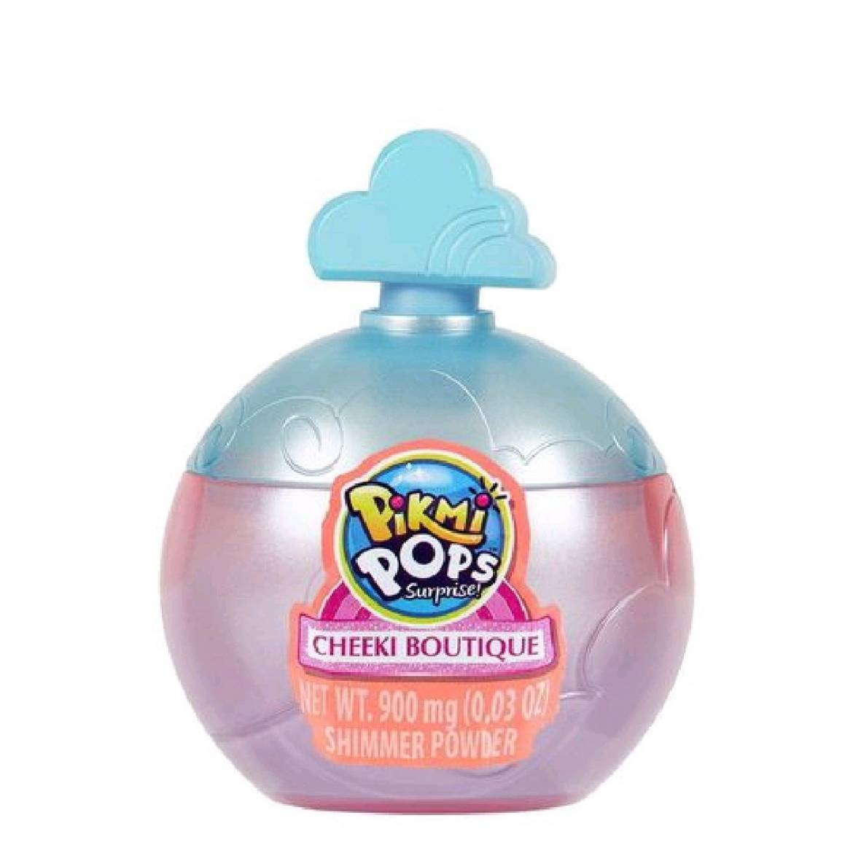 Pikmi Pops Surprise Cheeki Boutique Scented Body Shimmer – Fluff L'Furball